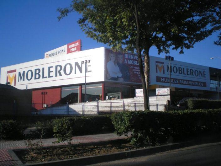 Moblerone Fuenlabrada, Madrid
